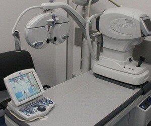 Автооптометрическая система COS–5100, NIDEK
