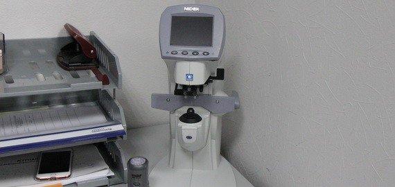 Диоптриметр (линзметр) LM-500, NIDEK